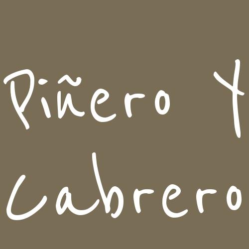 Piñero y Cabrero