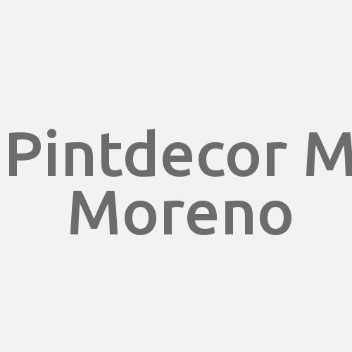 Pintdecor M Moreno