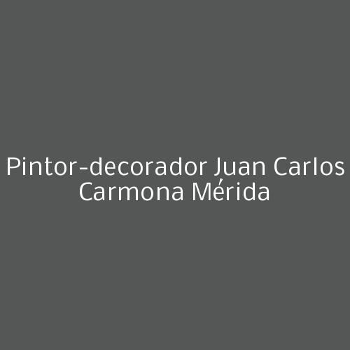 Pintor-Decorador Juan Carlos Carmona Mérida