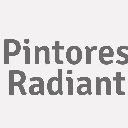 Pintores Radiant