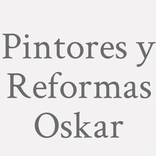 Pintores Y Reformas Oskar