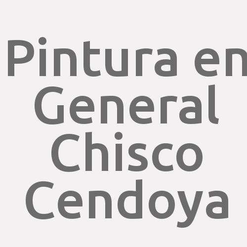 Pintura En General. Chisco Cendoya