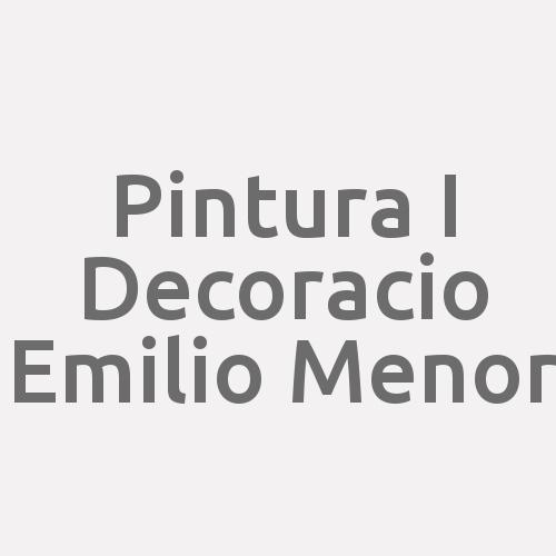 Pintura I Decoració Emilio Menor