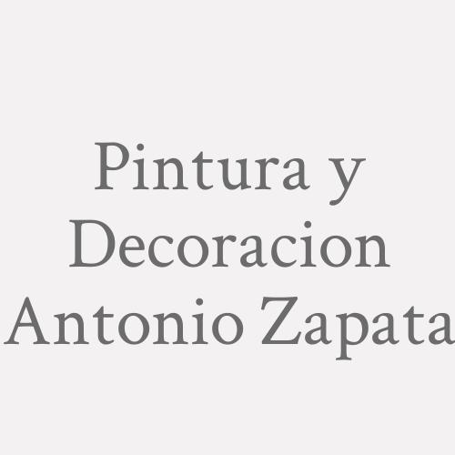 Pintura y Decoracion Antonio Zapata