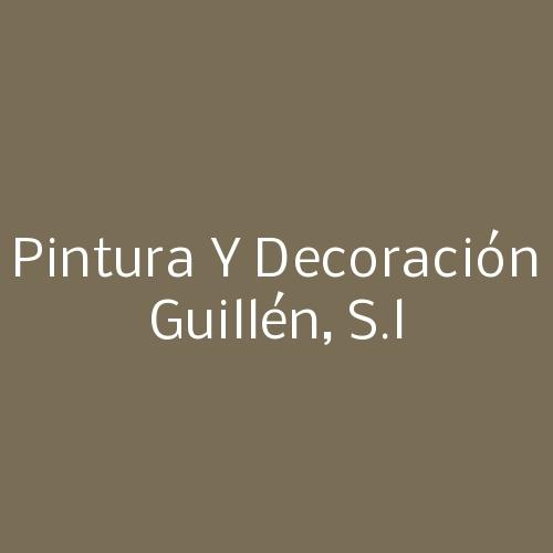 Pintura y Decoración Guillén, S.L