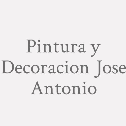 Pintura y Decoracion Jose Antonio
