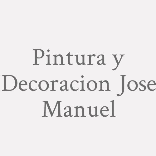 Pintura Y Decoracion Jose Manuel