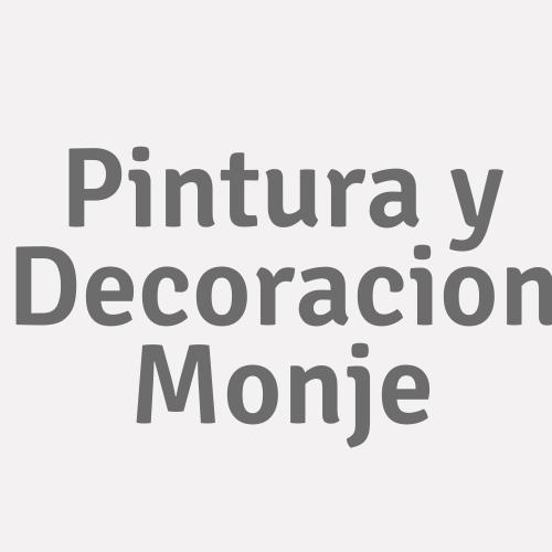Pintura Y Decoracion Monje