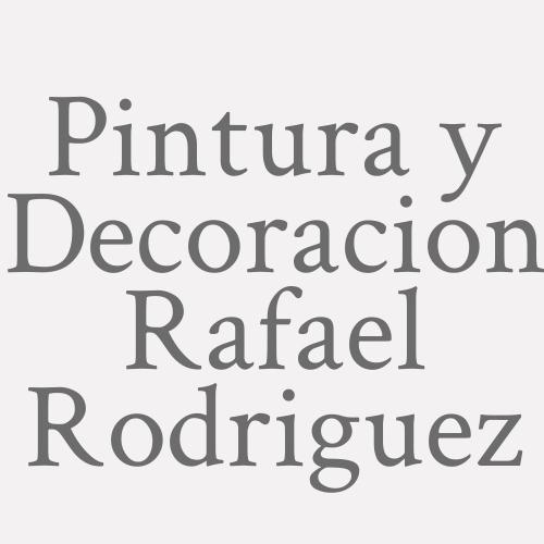 Pintura y Decoracion Rafael Rodriguez