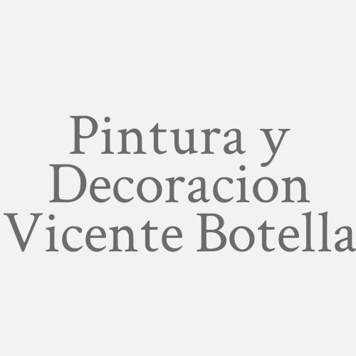 Pintura Y Decoracion Vicente Botella