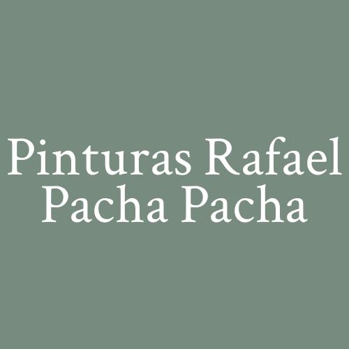 Pinturas Rafael Pacha Pacha