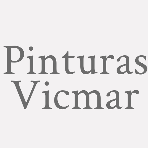 Pinturas Vicmar