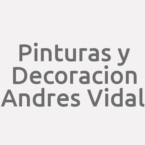 Pinturas Y Decoracion  Andres Vidal