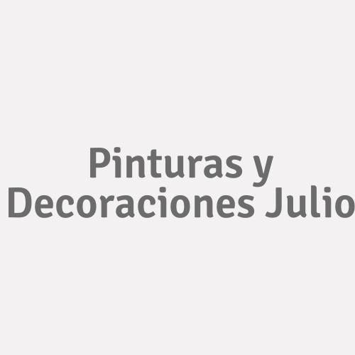 Pinturas Y Decoraciones Julio
