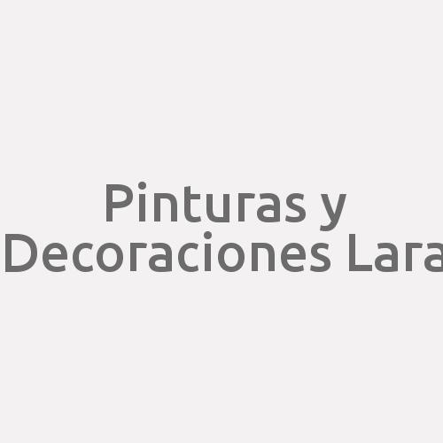 Pinturas Y Decoraciones Lara