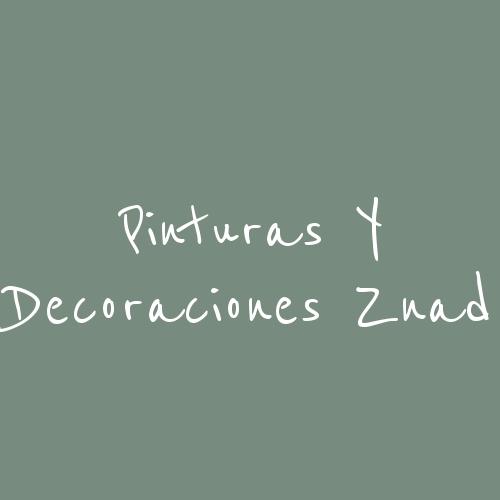 PINTURAS Y DECORACIONES ZNAD