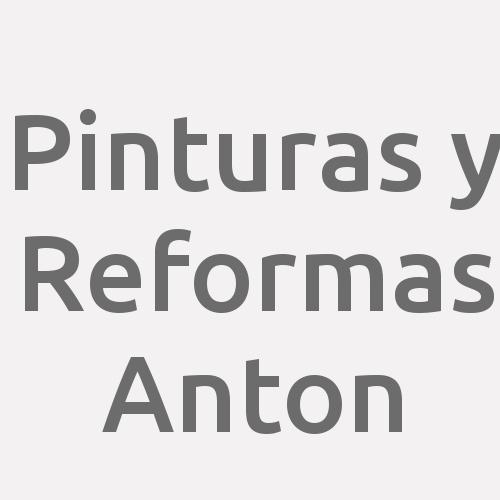 Pinturas Y Reformas Anton
