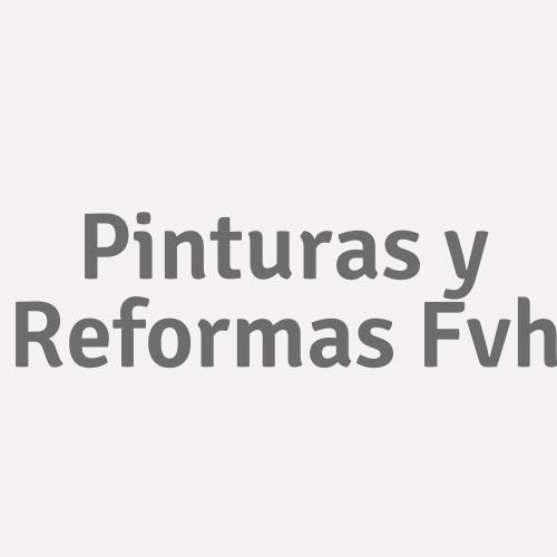 Pinturas Y Reformas Fvh
