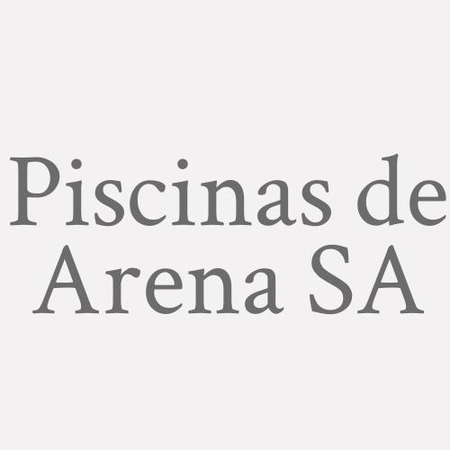Piscinas De Arena S.a.