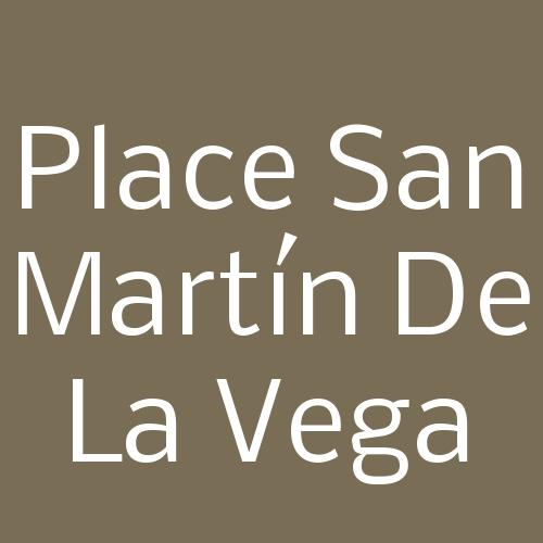 Place San Martín de la Vega