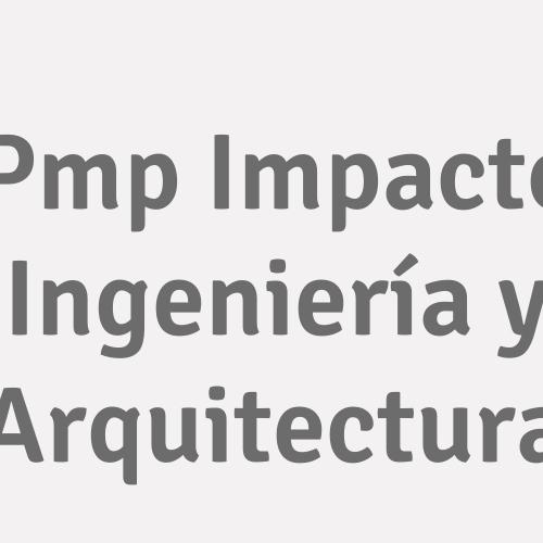 Pmp Impacto Ingeniería y Arquitectura