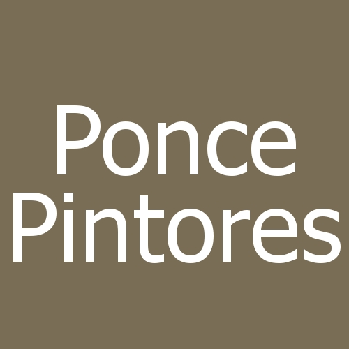 Ponce Pintores