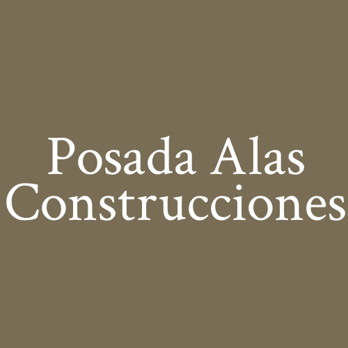 Posada Alas Construcciones