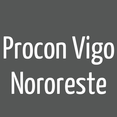 Procon Vigo Nororeste