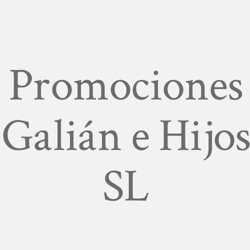 Promociones Galián e Hijos SL