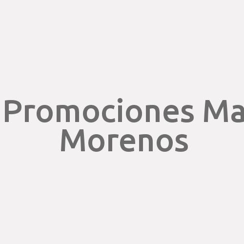 Promociones M.A. Morenos