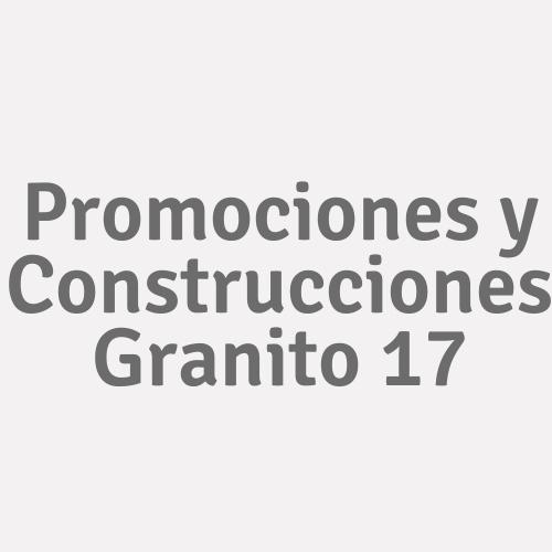 Promociones y Construcciones Granito 17