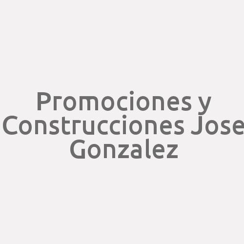 Promociones y Construcciones Jose Gonzalez