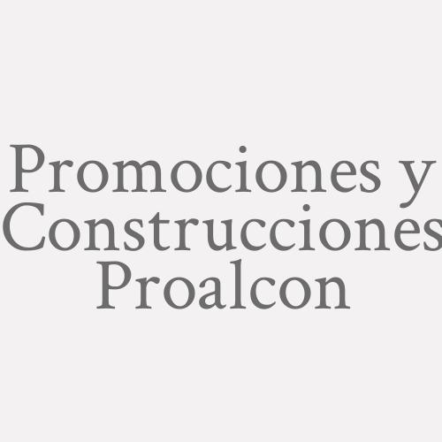Promociones y Construcciones Proalcon