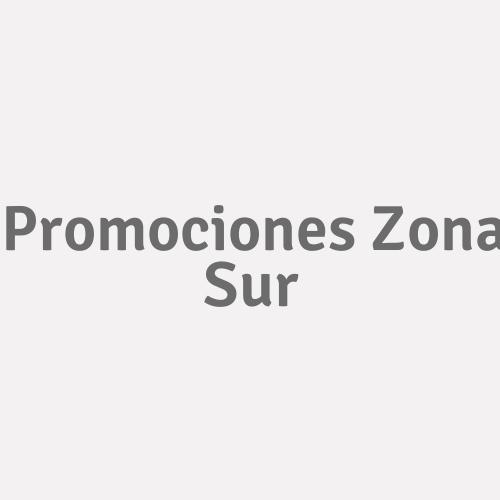 Promociones Zona Sur