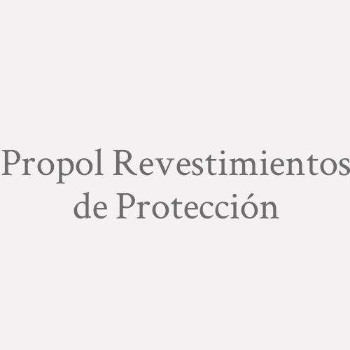 Propol Revestimientos De Protección