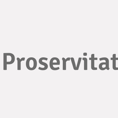 Proservitat