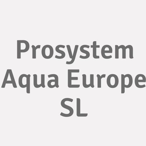 Prosystem Aqua Europe Sl