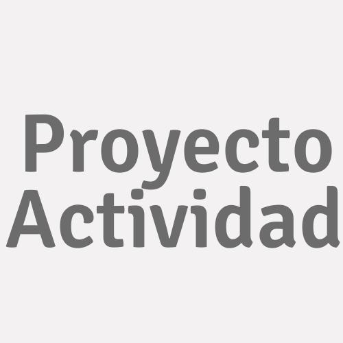Proyecto Actividad