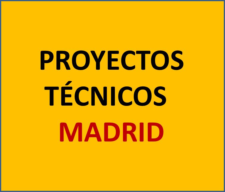 Proyectos Técnicos Madrid