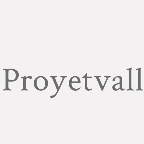 Proyetvall