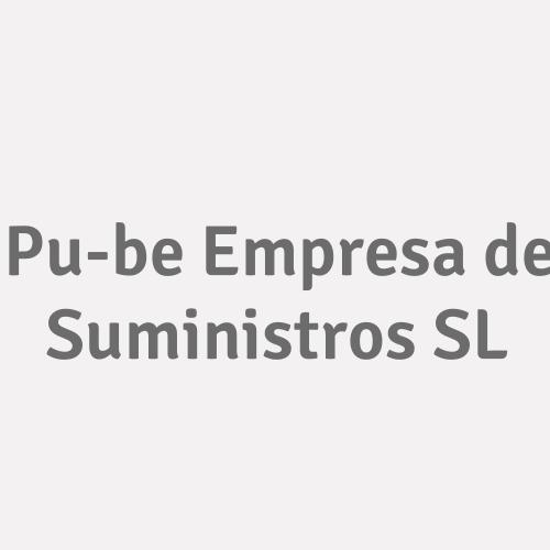 Pu-be Empresa De Suministros S.l.