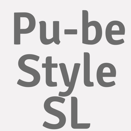 Pu-be Style S.l