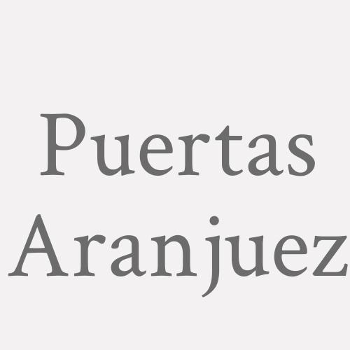 Puertas Aranjuez