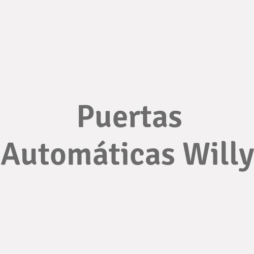 Puertas Automáticas Willy