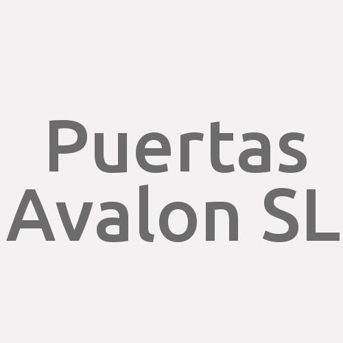 Puertas Avalon  S.l