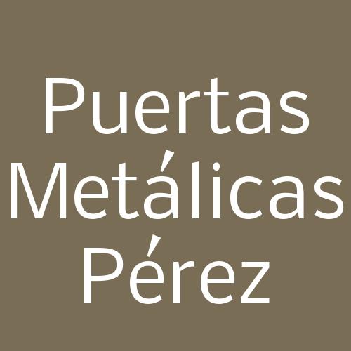 Puertas Metálicas Pérez