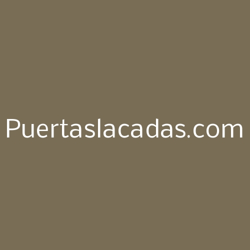 Puertaslacadas.com