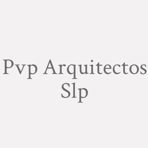 Pvp Arquitectos Slp