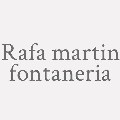 Rafa Martin Fontaneria