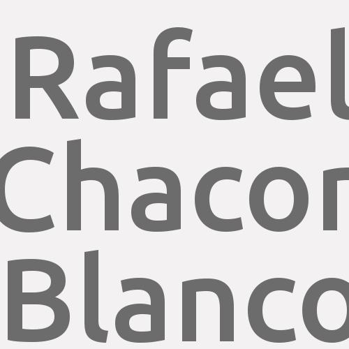 Rafael Chacon Blanco